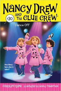 Dance Off (Nancy Drew and the Clue Crew Series #30)