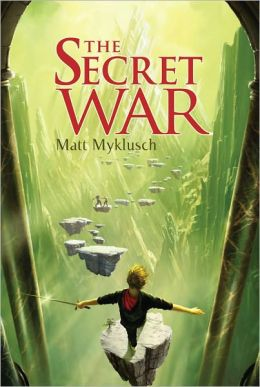 The Secret War (Jack Blank Adventure Series #2)