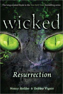 Resurrection (Wicked Series #5)