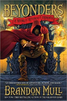 A World Without Heroes (Beyonders Series #1)
