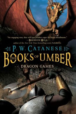 Dragon Games (Books of Umber Series #2)