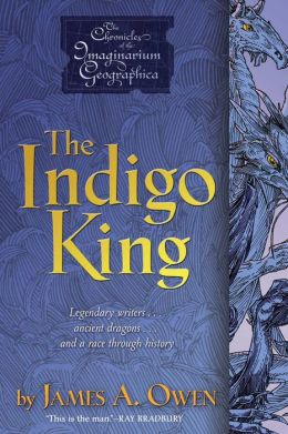 The Indigo King (Chronicles of the Imaginarium Geographica Series #3)