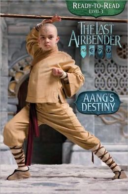 Aang's Destiny (Last Airbender Leveled Reader Series)