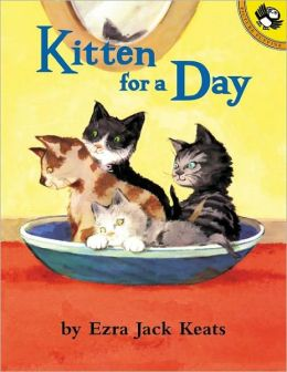 Kitten For A Day (Turtleback School & Library Binding Edition)