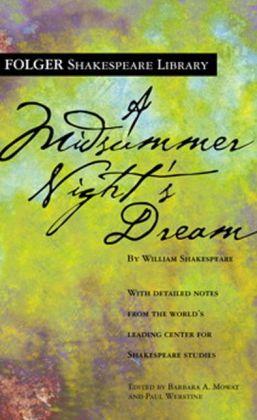 A Midsummer Night's Dream (Turtleback School & Library Binding Edition)