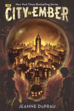 The City of Ember (Books of Ember Series #1) (Turtleback School & Library Binding Edition)