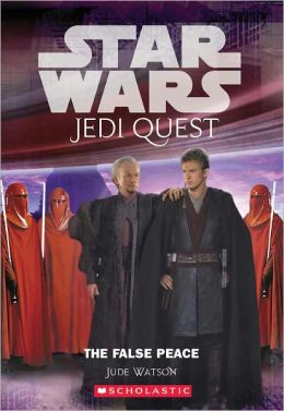 Star Wars Jedi Quest #9: False Peace (Turtleback School & Library Binding Edition)