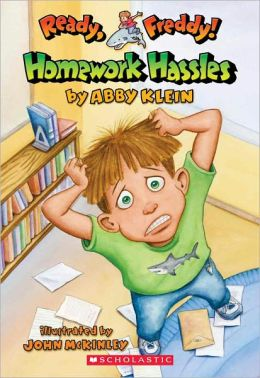 Homework Hassles (Turtleback School & Library Binding Edition)