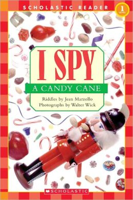 I Spy a Candy Cane (Turtleback School & Library Binding Edition)