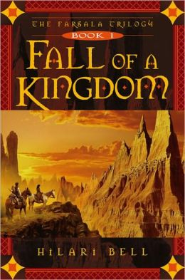Fall Of A Kingdom (Turtleback School & Library Binding Edition)