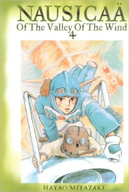 Nausicaa of the Valley of the Wind 04 (Turtleback School & Library Binding Edition)