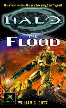 Halo #2: The Flood (Turtleback School & Library Binding Edition)