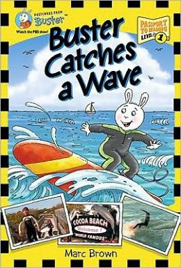 Buster Catches A Wave (Turtleback School & Library Binding Edition)