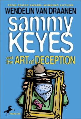 Sammy Keyes and the Art of Deception (Turtleback School & Library Binding Edition)