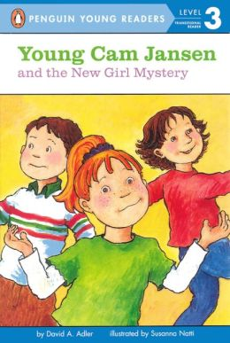 Young Cam Jansen and the New Girl Mystery (Young Cam Jansen Series #10) (Turtleback School & Library Binding Edition)