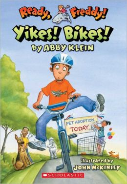 Yikes! Bikes! (Turtleback School & Library Binding Edition)