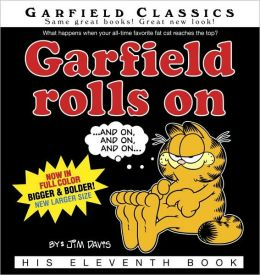 Garfield Rolls On (Turtleback School & Library Binding Edition)