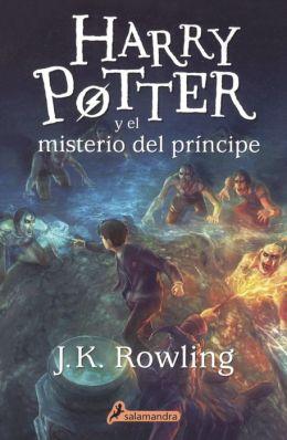 Harry Potter y el misterio del príncipe (Harry Potter and the Half-Blood Prince)