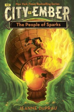 The People of Sparks (Books of Ember Series #2) (Turtleback School & Library Binding Edition)