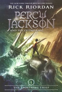 The Lightning Thief (Percy Jackson and the Olympians Series #1) (Turtleback School & Library Binding Edition)