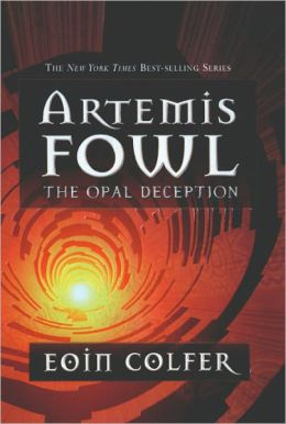 Artemis Fowl; The Opal Deception (Turtleback School & Library Binding Edition)