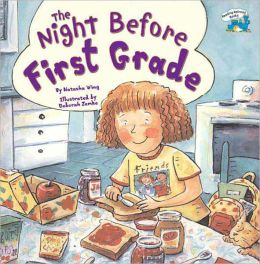 The Night Before First Grade (Turtleback School & Library Binding Edition)