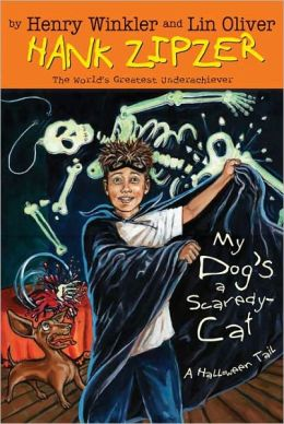 My Dog's A Scaredy-Cat (Turtleback School & Library Binding Edition)