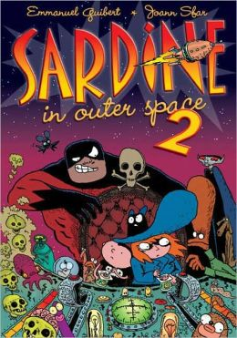 Sardine in Outer Space 2 (Turtleback School & Library Binding Edition)