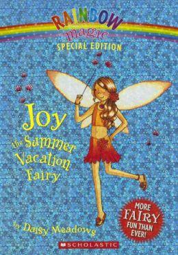 Joy the Summer Vacation Fairy (Turtleback School & Library Binding Edition)