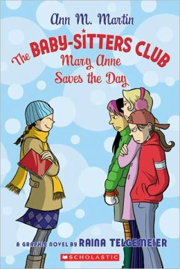 Mary Anne Saves the Day (Turtleback School & Library Binding Edition)
