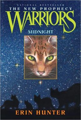 Midnight (Warriors: The New Prophecy Series #1) (Turtleback School & Library Binding Edition)