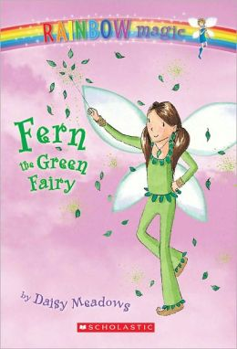 Fern the Green Fairy (Rainbow Magic Series #4) (Turtleback School & Library Binding Edition)