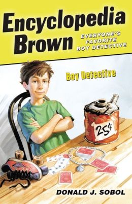 Encyclopedia Brown, Boy Detective (Encyclopedia Brown Series #1) (Turtleback School & Library Binding Edition)