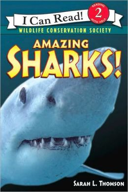 Amazing Sharks! (I Can Read Book 2 Series)