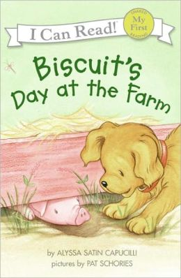 Biscuit's Day at the Farm (Turtleback School & Library Binding Edition)