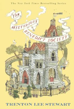 The Mysterious Benedict Society (Mysterious Benedict Society Series #1) (Turtleback School & Library Binding Edition)