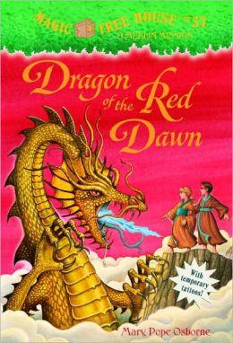 Dragon of the Red Dawn (Turtleback School & Library Binding Edition)
