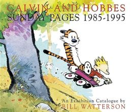 Calvin And Hobbes: Sunday Pages 1985-1995 (Turtleback School & Library Binding Edition)