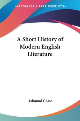 Short History of Modern English Literature