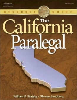 The California Paralegal