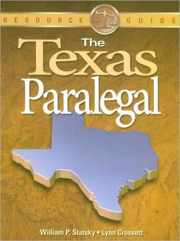 The Texas Paralegal