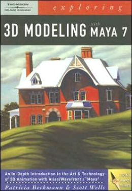 Exploring 3D Modeling With Maya
