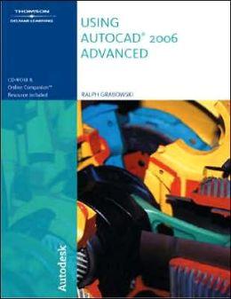 Using AutoCAD 2006: Advanced