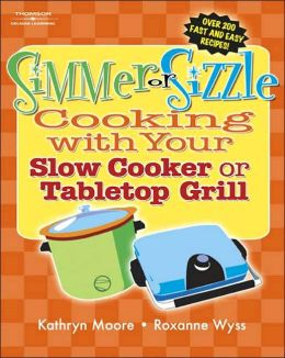 Simmer or Sizzle: Cooking with Your Slow Cooker or Contact Grill