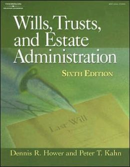 Wills, Trusts and Estate Administration