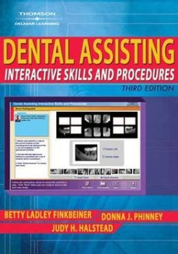 Interactive Skills CD-ROM for Phinney/Halstead's Dental Assisting: A Comprehensive Approach, 3rd