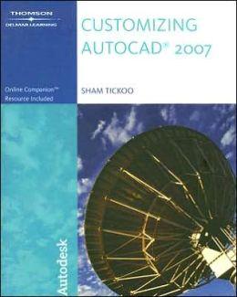 Customizing AutoCAD 2007