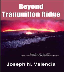 Beyond Tranquillon Ridge