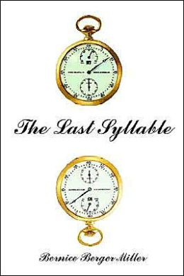 The Last Syllable
