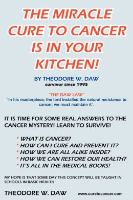 The Miracle Cure To Cancer Is In Your Kitchen!
